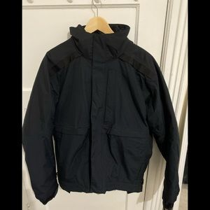 North face duty 3 in 1 jacket